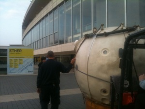 The capsule as part of Ether 2011